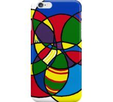 Encircled Circles iPhone Case/Skin