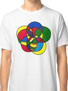 Encircled Circles Classic T-Shirt