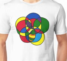 Encircled Circles Unisex T-Shirt
