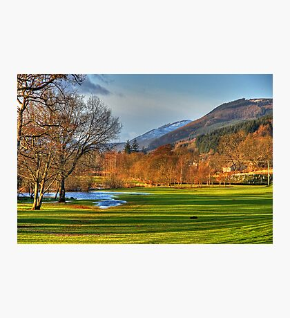 Aberfeldy view Photographic Print