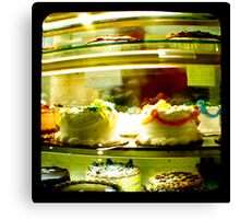 Let There Be Cake Canvas Print