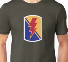 "79th Infantry Brigade Combat Team ""Thunderbolt"" (United States) Unisex T-Shirt"
