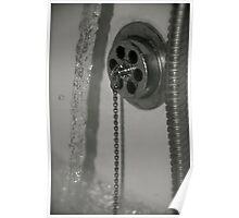 Bath tap Poster