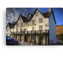 The Kenmore Inn Canvas Print