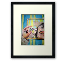 coob encounters of the absurd kind  Framed Print