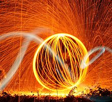Orb of sparks by yampy