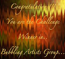 Banner for Bubbling Artists Group... by linmarie