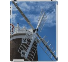 The windmill at Cley iPad Case/Skin