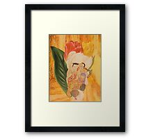 Generation Framed Print