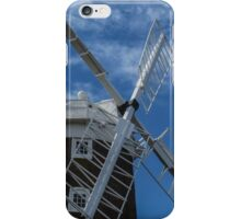 The windmill at Cley iPhone Case/Skin