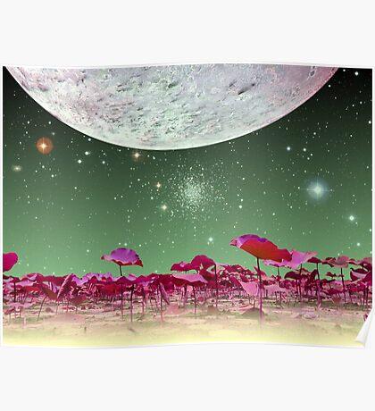 Alien World 1 Poster