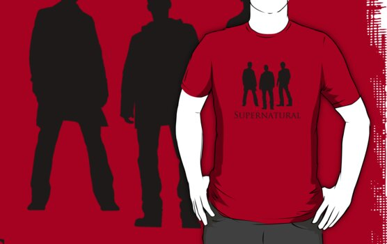 Supernatural Silhouettes by Anglofile