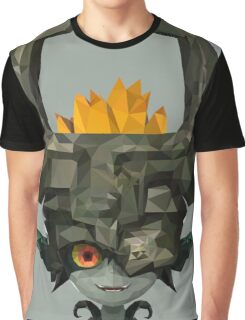 TRIANGLE MIDNA Graphic T-Shirt