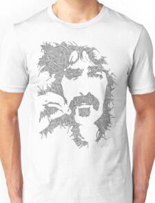 Frank Zappa Garabato Unisex T-Shirt