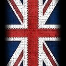 Union Jack Flag by Alisdair Binning