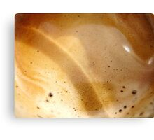 Cafe creme Canvas Print