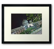 Palace of Justice Framed Print