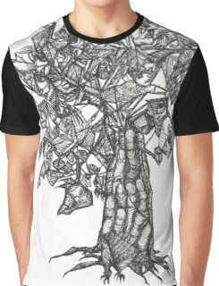 The Tree of the Strange the Fruit Graphic T-Shirt