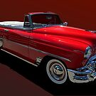 1954 Chevrolet Convertible Bel Air by TeeMack