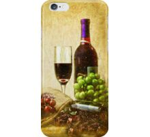 Time for Wine iPhone Case/Skin