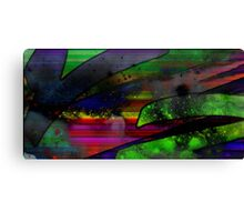 Cosmic Trash Canvas Print