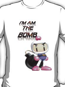 Bomberman: I'm am the BOMB T-Shirt