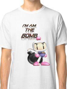 Bomberman: I'm am the BOMB Classic T-Shirt