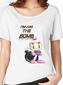 Bomberman: I'm am the BOMB Women's Relaxed Fit T-Shirt