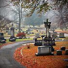 Old Gray Cemetery-1946 by Michael Byerley