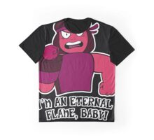 Eternal Flame Graphic T-Shirt