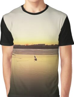 lonely swan Graphic T-Shirt