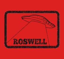 Roswell (retro) One Piece - Short Sleeve