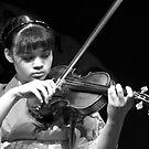 Performing for Japan Relief by heatherfriedman