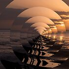 Sunset by David Brooks