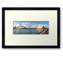 The best of Sydney Framed Print