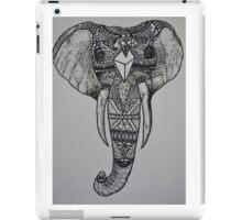 Cool Elephant iPad Case/Skin