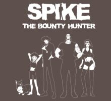 Spike the Bounty Hunter- Cowboy Bebop Shirt Kids Clothes