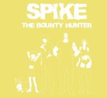 Spike the Bounty Hunter- Cowboy Bebop Shirt Baby Tee