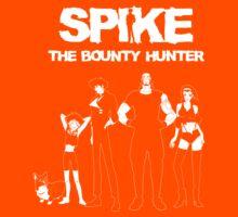 Spike the Bounty Hunter- Cowboy Bebop Shirt Kids Clothes
