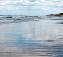 Waimamaku Beach - Northland, NZ by Jenny Dean