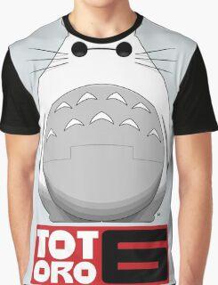Totoro 6  Graphic T-Shirt
