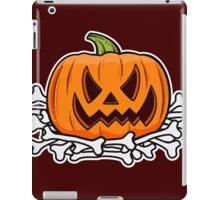 Halloween pumpkin iPad Case/Skin