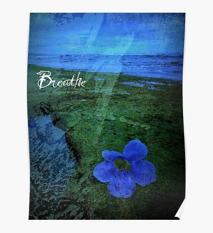 Breathe - Enhanced Poster