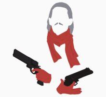 Revolver Ocelot by YungZEKE