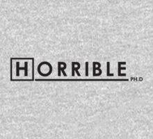 DR. HORRIBLE, PHD. Kids Tee