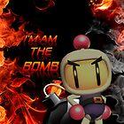 Bomberman: I'm am the BOMB by AlbirdToucan