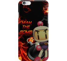 Bomberman: I'm am the BOMB iPhone Case/Skin