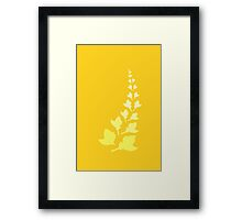 Mikado [Print and iPhone / iPod Case] Framed Print