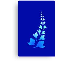 Cerulean [Print and iPhone / iPod Case] Canvas Print