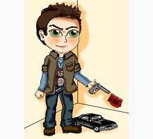 Supernatural : Dean Winchester Chibi Unisex T-Shirt